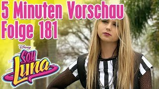 5 Minuten Vorschau - SOY LUNA Folge 181 || Disney Channel