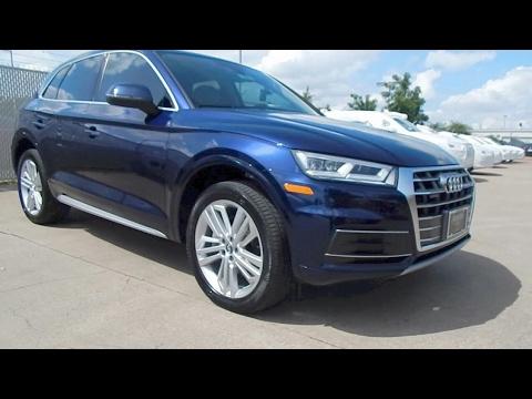 2018 Audi Q5 USA Drive and Price