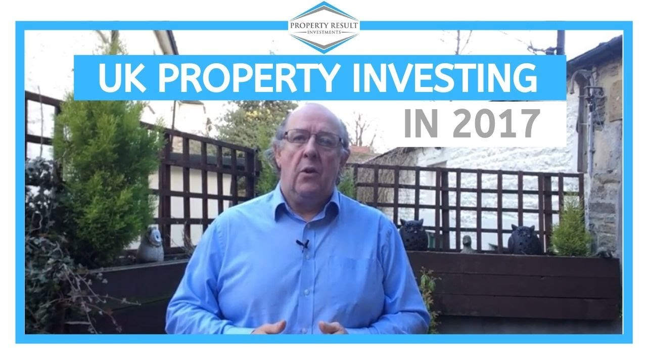 UK Property Investing in 2017 - Richard Mews