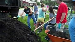 Jacksonville Beach Community Garden Groundbreaking