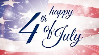Happy 4th of July From Dr. SaxLove | Smooth Jazz Instrumental National Anthem - Star Spangled Banner