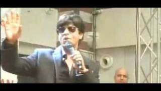 shahrukh khan recites dialogues from don devdas darr live on stage in ahmedabad