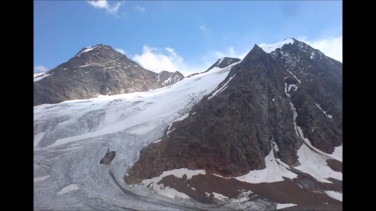 Wunderschön Alpenüberquerung