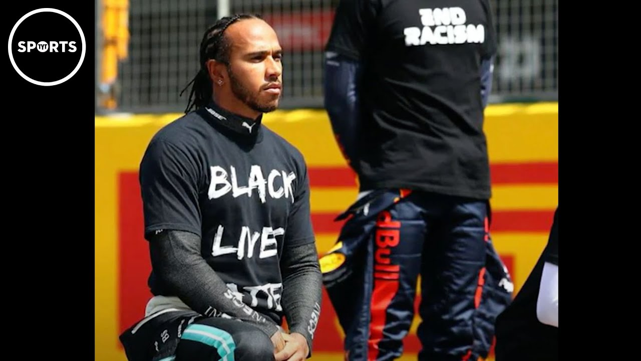 Formula One Driver Shames Colleagues For Their Silence On Black Lives Matter