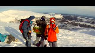 Volobuev Leonid / SNOW / Kirovsk 2012(Небольшое видео с поездки