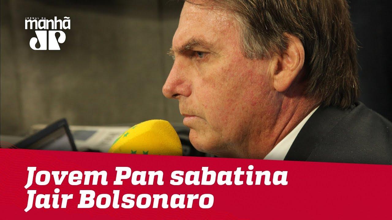 Resultado de imagem para Jair Bolsonaro - Jornal da Manhã - 0