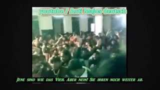 WUNDER: Sogar Wände weinen für Hussein (ra)