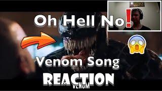 Venom Song   Spit Venom   #12DaysOfNerdOut Reaction