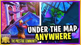 🔥 *INSTANT WIN GLITCH* YOU Can Get UNDER THE MAP ANYWHERE Using This EASY Fortnite Season 6 Glitch!
