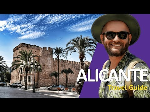 🇪🇸ALICANTE TRAVEL GUIDE🇪🇸