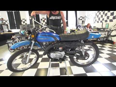 1974 Kawasaki KE100