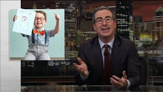 ALL THE JOKES Last Week Tonight with John Oliver - One Child Policy - October 06 2019 S06E25