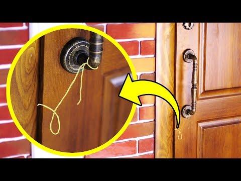 tutoriel ouverture de porte comment ouvrir un cylindre doovi. Black Bedroom Furniture Sets. Home Design Ideas