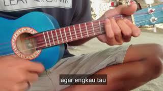 """Download lagu 🔴Kangen band """"nilailah aku"""" ukulele"""