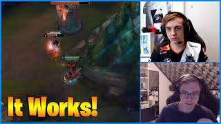 It Works!..LoL Daily Moments Ep 1055