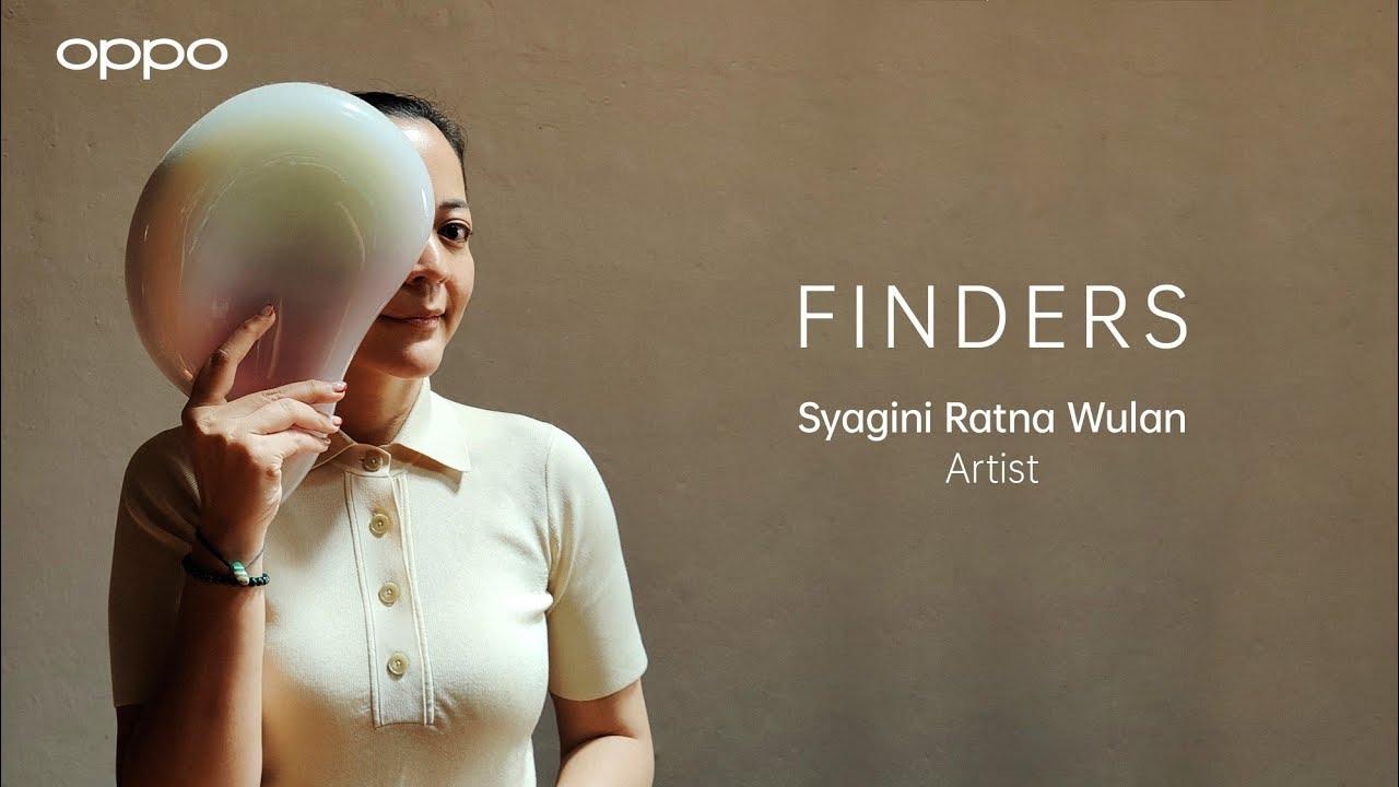 OPPO Find X3 Pro 5G   Finders: Syagini Ratna Wulan, Artist