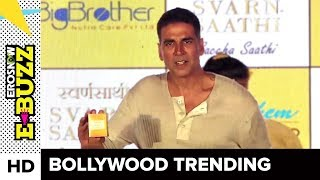 Akshay Kumar takes a stand against addiction! | Bollywood News | ErosNow eBuzz