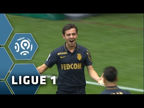 Stade de Reims – AS Monaco (0-1)  – Résumé – (REIMS – ASM) / 2015-16