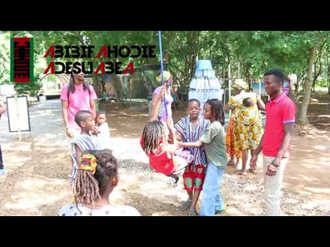 Abibifahodie Adesuabea Field Trip to Mmɔfra Place