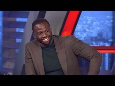 Draymond Green Calls Out Chuck In Amazing Debut With Inside The NBA Crew