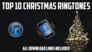 Best Christmas Ringtones 2015 (All Download Links Included)