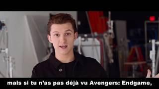 "La bande-annonce de ""Spider-Man Far From Home"" spoile ""Avengers Edngame"""