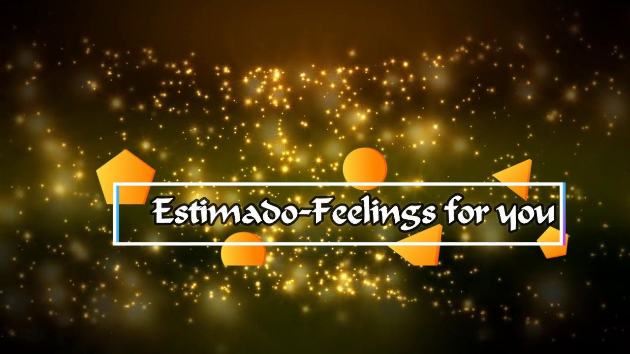 Estimado - Feelings for you (TuKuCu version) italo disco