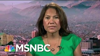 President Donald Trump Should Not Come To El Paso, Says Congresswoman | Morning Joe | MSNBC