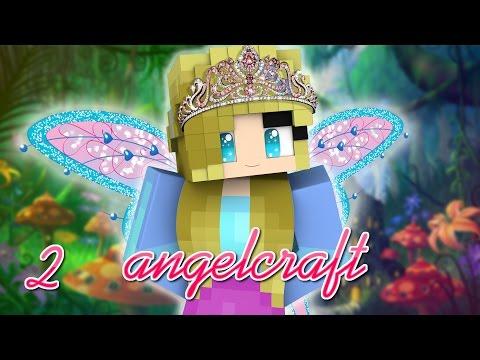 Warrior Fairy Mermaid Princess | AngelCraft Episode 2