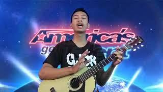 American Got Talent Parodi Lagu Sedih Super Lucu..!!!