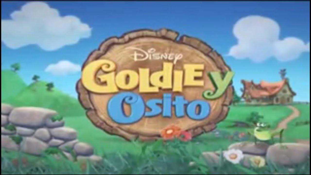 Goldie Y Osito  Nueva Serie en Disney Junior  YouTube