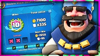 HAHA CAN WE WIN!? • Clash Royale Challenge