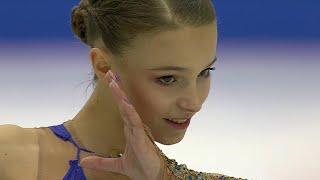 Весь пьедестал в финале Гран при по фигурному катанию заняли российские спортсменки