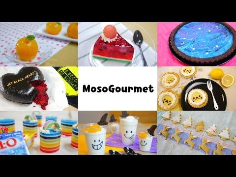 MosoGourmet Rewind 2016 ScrapBook 100万回超え動画で振り返る妄想グルメの2016年 - YouTube