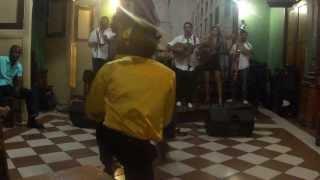 Casa de la Trova - Son performance in Santiago de Cuba