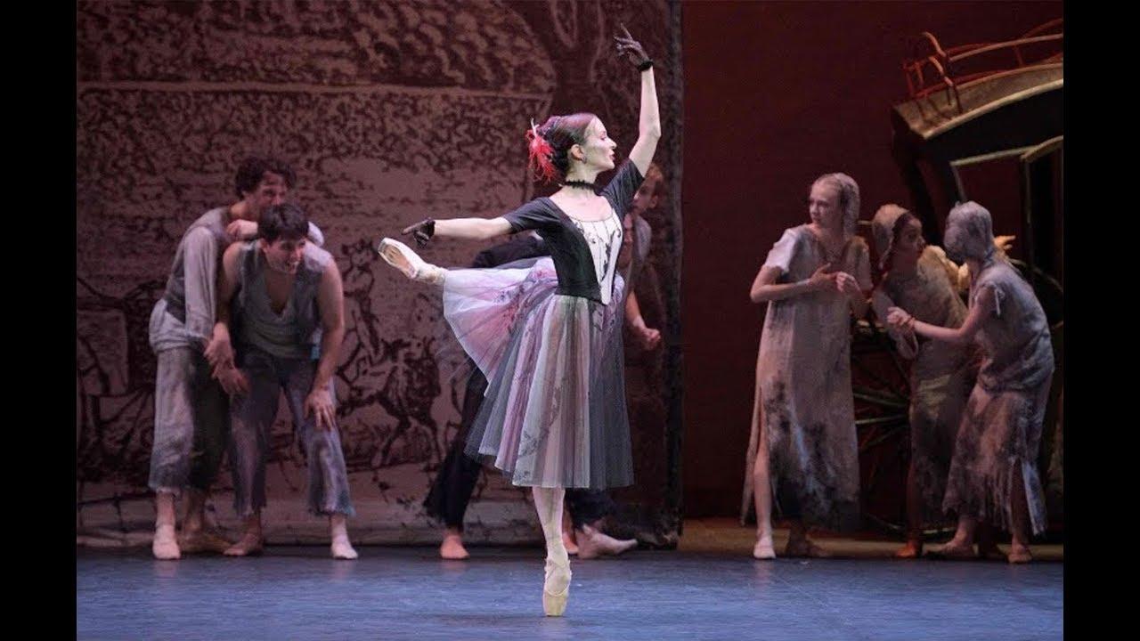 Manon: Katja Khaniukova as Lescaut's Mistress (extract)   English National Ballet