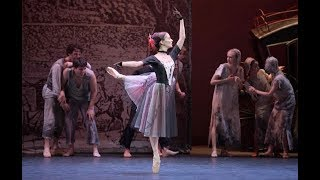 Manon: Katja Khaniukova as Lescaut's Mistress (extract) | English National Ballet