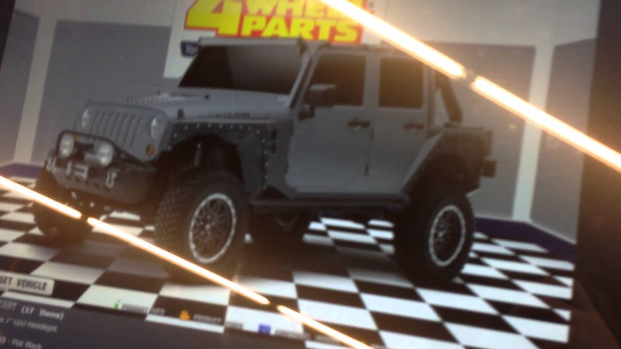 Jeep Punisher Edition Ep.9 - Pro Comp JK 6 in Lift Kit ...