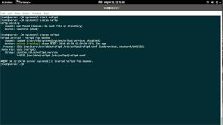 Install and configure FTP server in Centos 7, Redhat 7, fedora 20 using vsftpd
