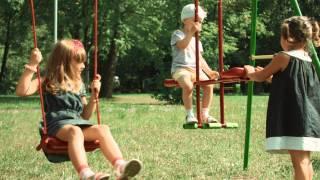 Качели Hasttings(Встречайте наши новые детские товары - одноместные и трехместные детские качели для дачи и садового участка!, 2014-09-11T21:55:16.000Z)