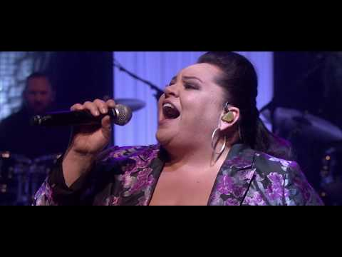 Kaela Settle - This Is Me (from The Greatest Showman) [The Graham Norton Show]
