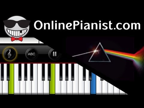 Pink Floyd - Wish You Were Here - Piano Tutorial