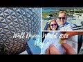 WALT DISNEY WORLD WEDDING/HONEYMOON OCTOBER 2018 - BRUNCH AT CALIFORNIA GRILL & EPCOT
