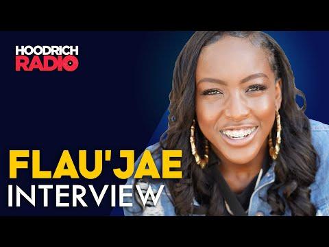 DJ Scream - Flaujae Talks New Project On My Own, The Rap Game, Top 5 List, Goals & More