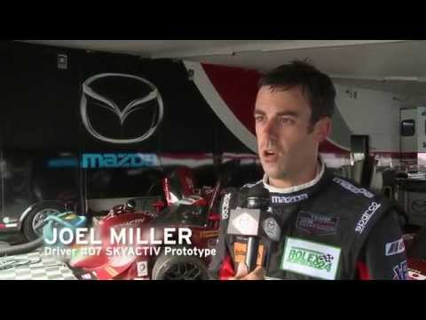 Mazda Motorsports Recap and Hot Lap from Road America