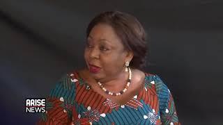 Florence Ita-Giwa discusses NGO, Human trafficking and Nigerian Politics