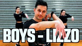 Lizzo - I LIKE BIG BOYS Dance | Jayden Rodrigues Choreography Tik Tok Challenge #boyschallenge