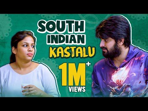 South Indian Kashtalu -  Ft. NagaShourya    Mahathalli    Tamada Media