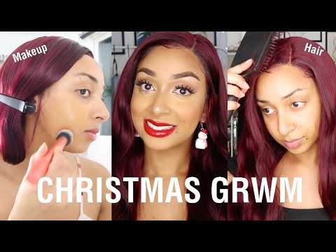 Grwm Christmas Hair Makeup Ft Smartdevil Led Heater Youtube Learn more about christmas emojis and their background. grwm christmas hair makeup ft smartdevil led heater