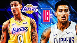 LAKERS COACH SAYS KYLE KUZMA IS GOOD AS GONE! TRADE HAPPENING & TOP DESTINATIONS